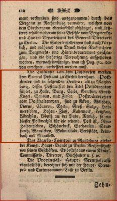 1780 Postämter 1
