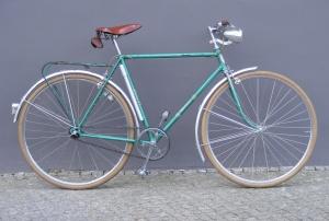 Diamant Sportrad Modell 108 Bj 1958 bis 2018 gefahren