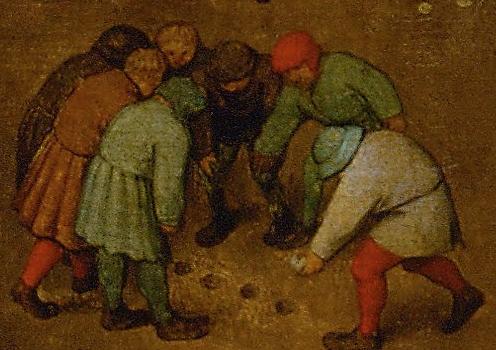 pieter bruegel the elder murmeln