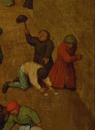 pieter bruegel the elder klimpern