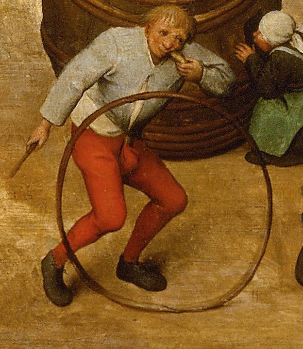 pieter bruegel the elder reifentreiben